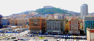 The waterfront, Naples