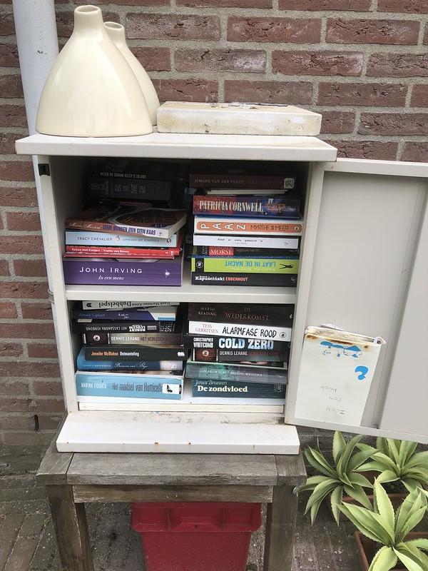 Minibieb Kastanjeweg Deventer
