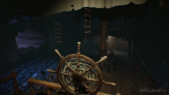 Layers of Fear 2 - Pirate Boat
