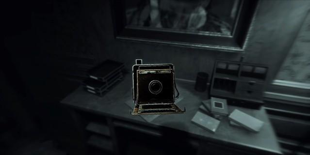 डर 2 की परतें - कैमरा