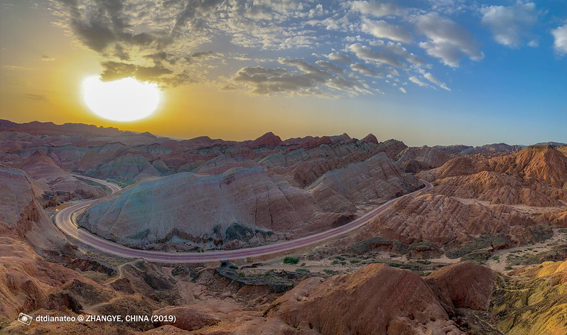 2019 China Zhangye National Geopark