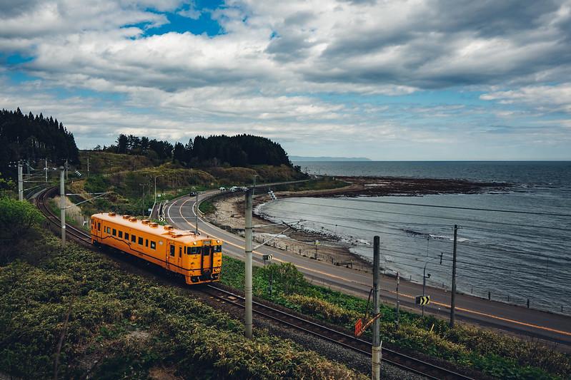 道南漁火鐵道|北海道