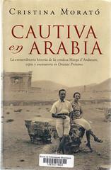Cristina Morató, Cautiva en arabia