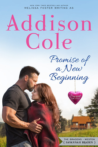 Promise of a New Beginning - Addison Cole