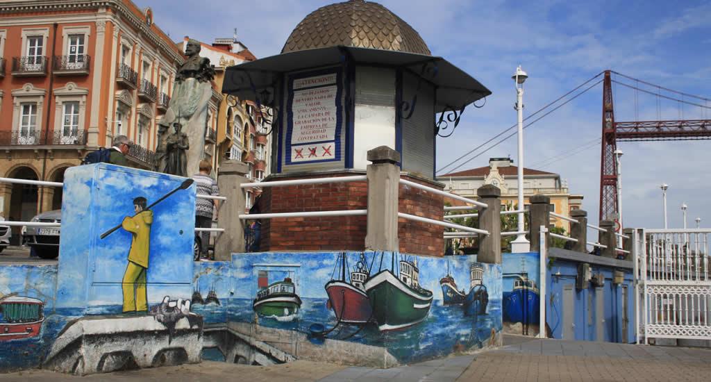 Portugalete, halve dagtrip vanuit Bilbao | Mooistestedentrips.nl