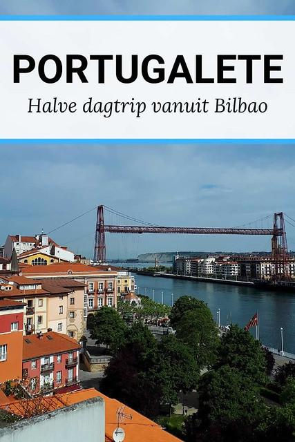 Portugalete, een halve dagtrip vanuit Bilbao | Mooistestedentrips.nl