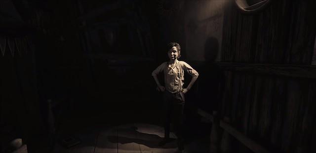 Korku Katmanları 2 - Lilly Plank Yürür