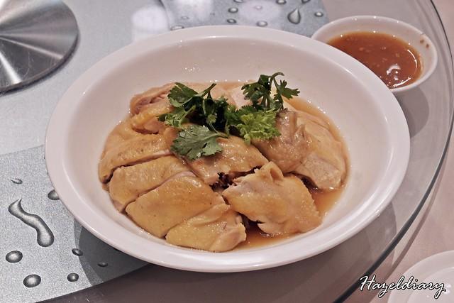 Zui Yu Xuan Teochew Restaurant-Chicken