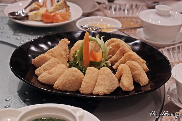 Zui Yu Xuan Teochew Restaurant -tofu