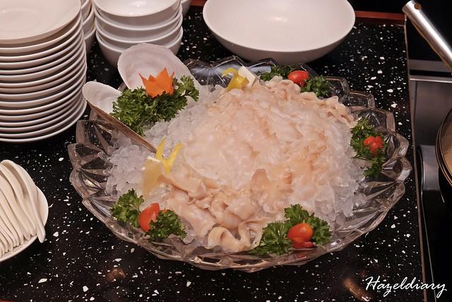 Zui Yu Xuan Teochew Restaurant-Geoduck