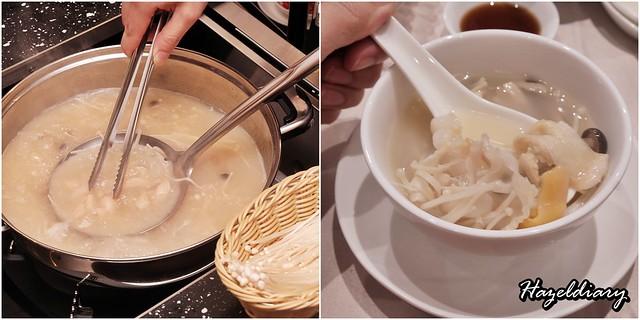 Zui Yu Xuan Teochew Restaurant-Geoduck soup
