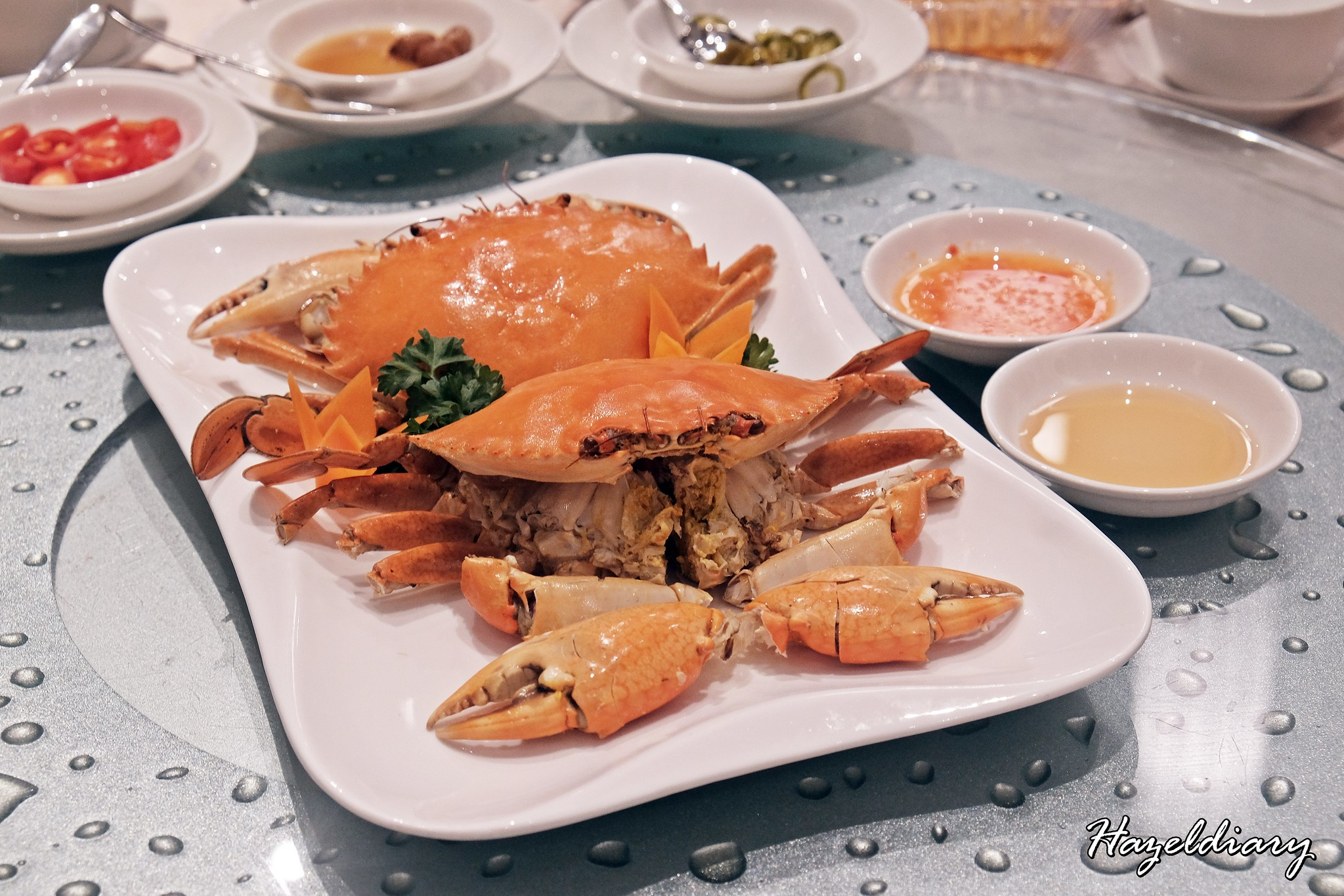 [SG EATS] Zui Yu Xuan Teochew Restaurant At Far East Square | Telok Ayer