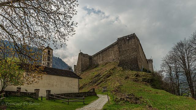 Castello Mesocco 1.)1904-4323