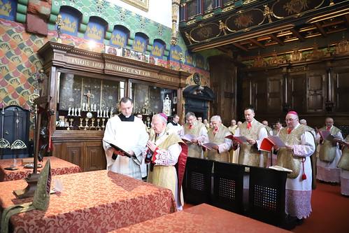 Instalacja nowych Kanoników Kapituły Katedralnej na Wawelu | Abp Marek Jędraszewski, 31.05.2019 r.