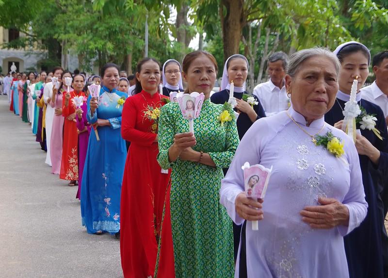 Khấn Dòng Thừa Sai Bác Ái Vinh 2019 (1)