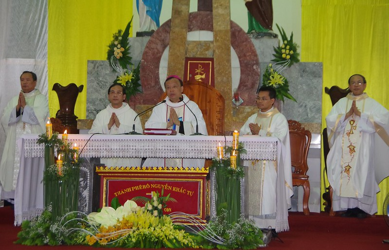 Khấn Dòng Thừa Sai Bác Ái Vinh 2019 (14)