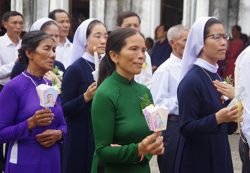 Khấn Dòng Thừa Sai Bác Ái Vinh 2019 (3)