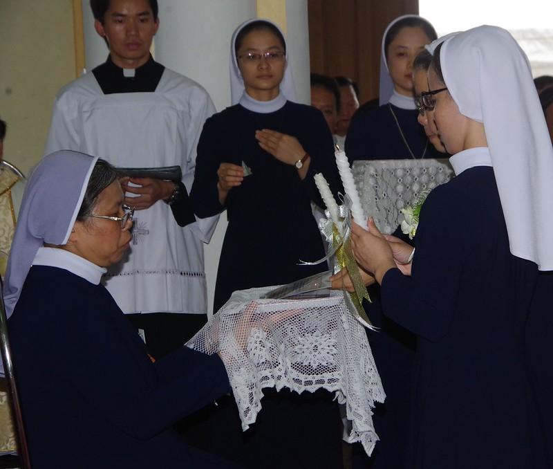 Khấn Dòng Thừa Sai Bác Ái Vinh 2019 (26)