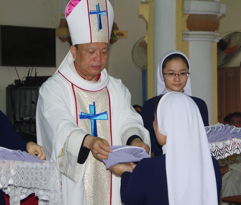 Khấn Dòng Thừa Sai Bác Ái Vinh 2019 (28)