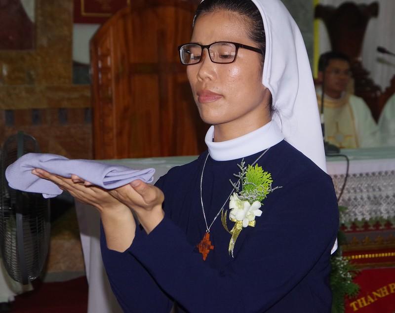 Khấn Dòng Thừa Sai Bác Ái Vinh 2019 (29)