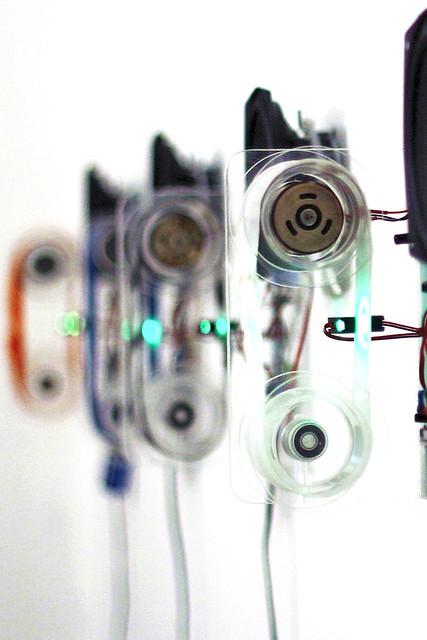 Textile soundscape