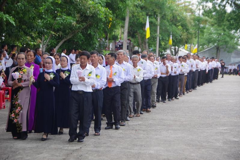 Khấn Dòng Thừa Sai Bác Ái Vinh 2019 (5)