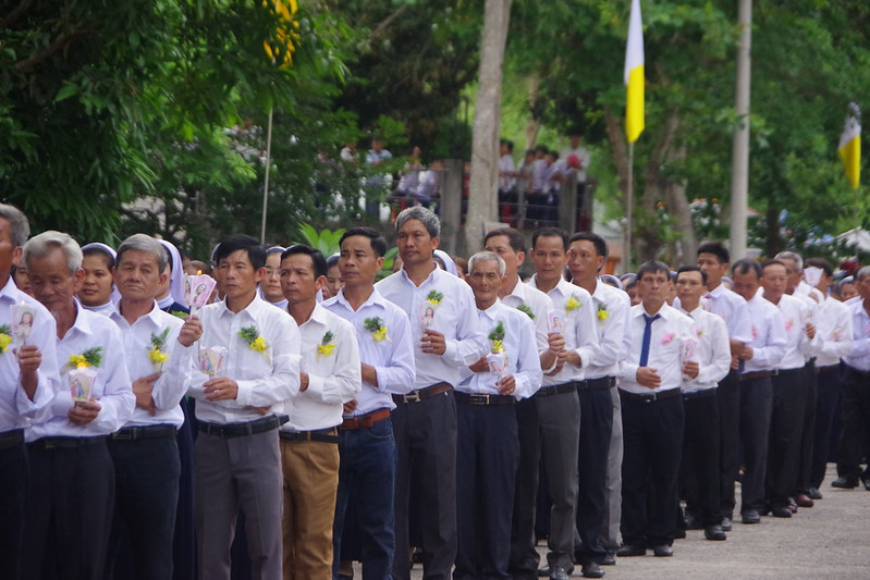 Khấn Dòng Thừa Sai Bác Ái Vinh 2019 (7)
