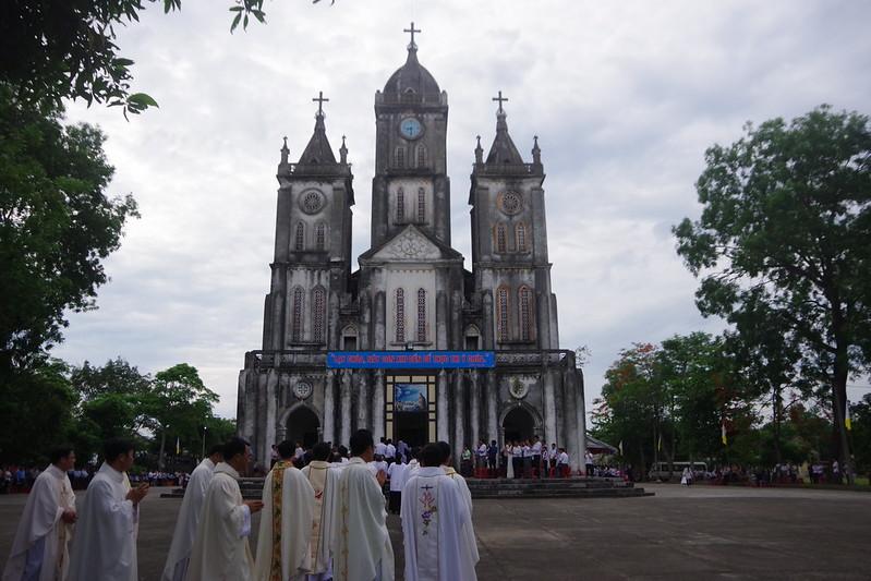 Khấn Dòng Thừa Sai Bác Ái Vinh 2019 (10)