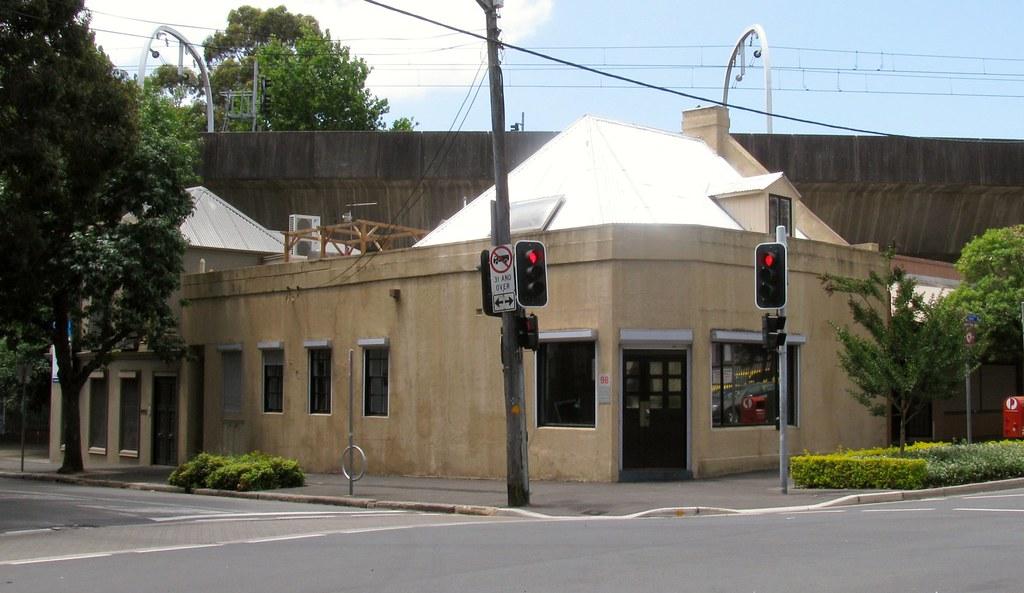 Ex Shop, Woolloomooloo, Sydney, NSW.