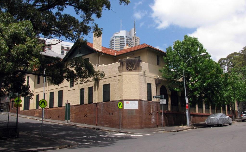 Childrens Service's Inc, Woolloomooloo, Sydney, NSW.