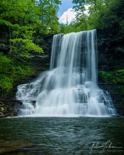 pembroke virginia waterfall unitedstates unitedstatesofamerica va northamerica cascadefalls gilescounty georgewashingtonandjeffersonnationalforest ledgewaterfall landscapephotography
