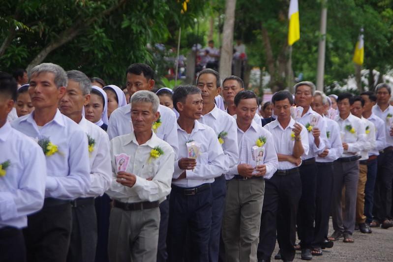 Khấn Dòng Thừa Sai Bác Ái Vinh 2019 (6)
