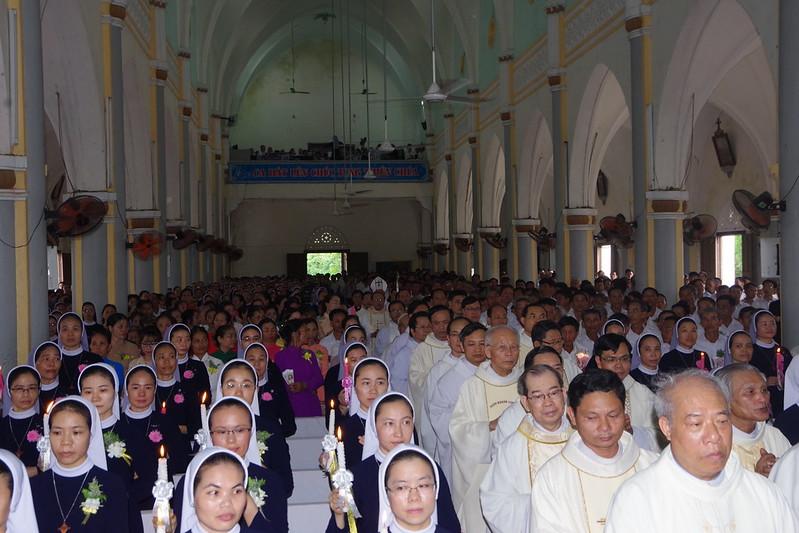 Khấn Dòng Thừa Sai Bác Ái Vinh 2019 (12)