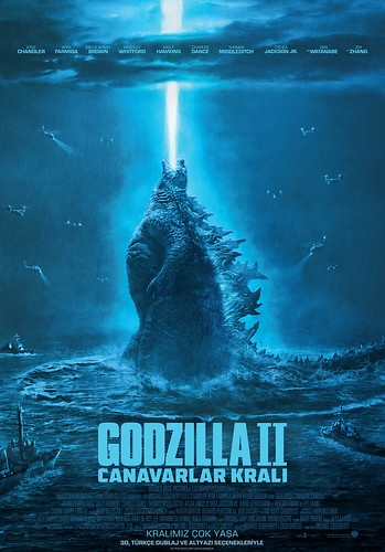 Godzilla II: Canavarlar Kralı - Godzilla: King of the Monsters (2019)