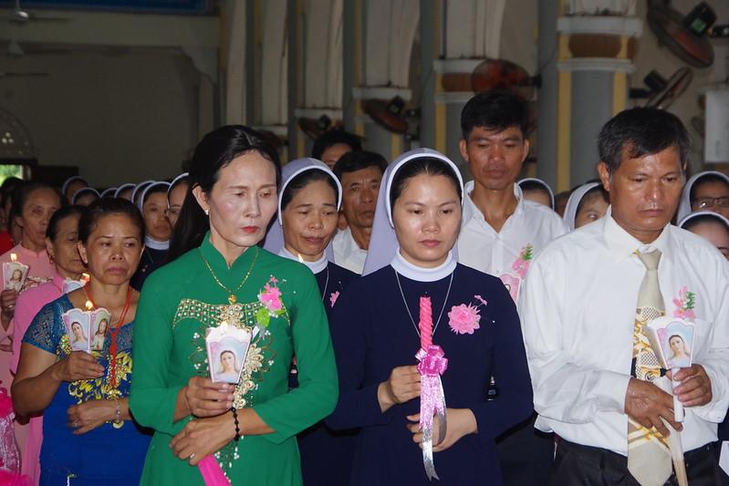 Khấn Dòng Thừa Sai Bác Ái Vinh 2019 (11)