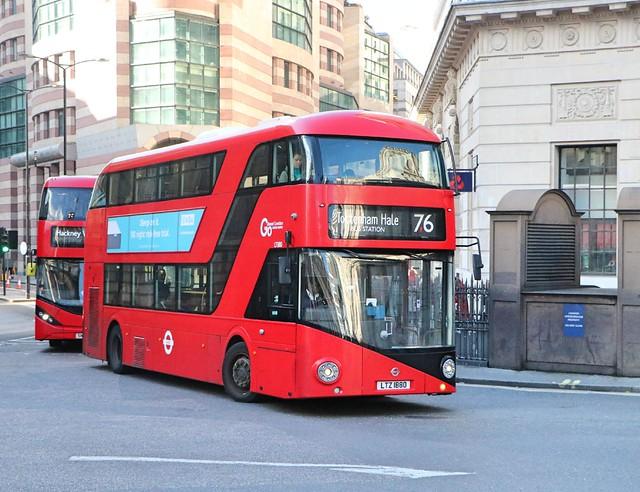 Go Ahead London General - LT880 - LTZ1880