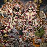 ISKCON Ujjain Deity Darshan 31 May 2019