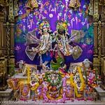 ISKCON Vrindavan Deity Darshan 31 May 2019