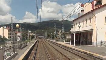 @Vía Libre - Estación de Billabona-Zizurkil