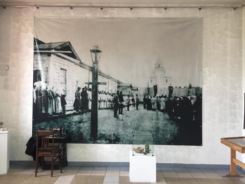 Кузнецкая крепость - Фотография начала XX века
