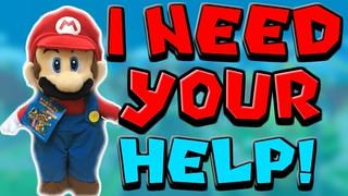 help mario   by Crabmaster2000