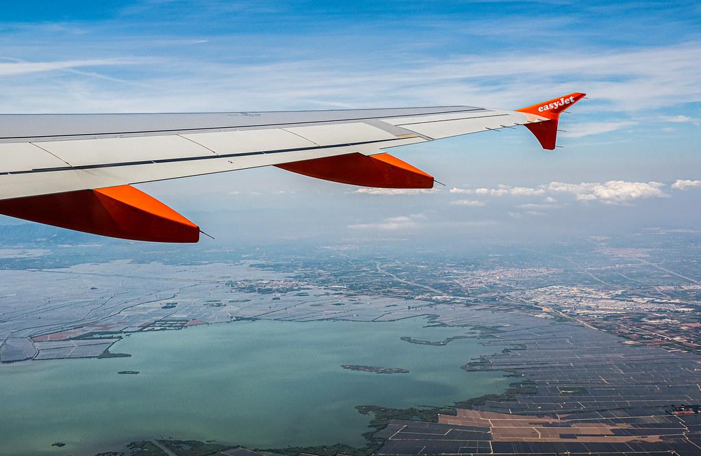 Flying Over La Albufera ( The Lagoon) - Valencia (Olympus OM-D EM1.2 & M.Zuiko 12-100mm f4 Pro Zoom) (1 of 1)