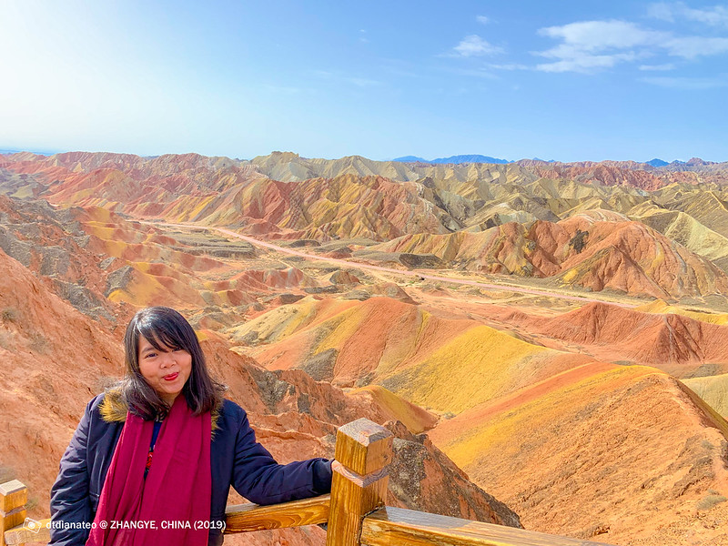 2019 China Zhangye National Geopark-1