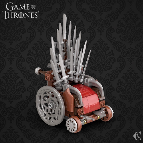 Iron Wheelchair