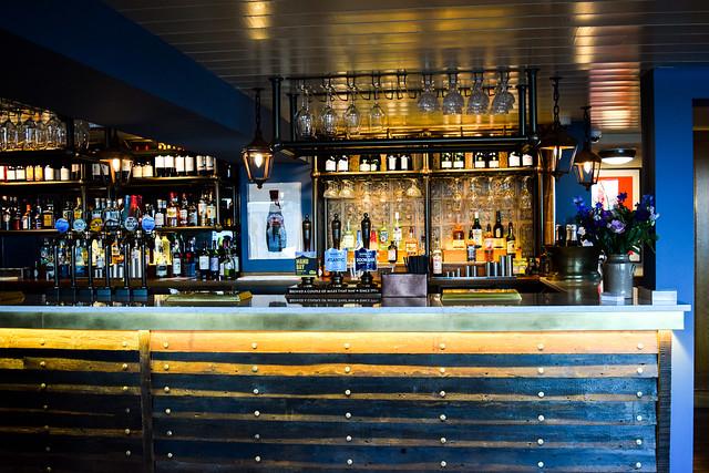 Bar at The Mariners, Rock