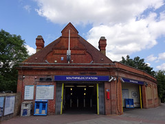 Picture of Southfields Station