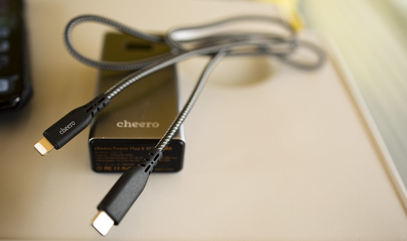cheero Type-C to Lightning Cable_04