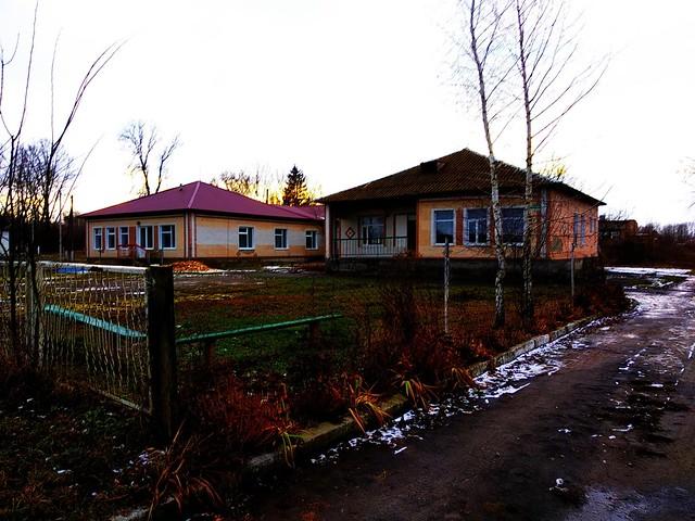 Двірецька публічна сільська бібліотека