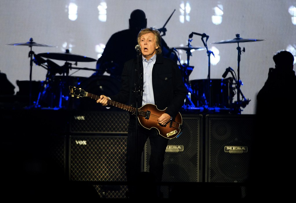 A Visit with Sir Paul