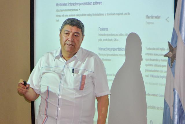 Presentación del modelo de los textos modulares pedagógicos - Guayaquil